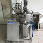 24 Ltr Stephan UMSK 24E Jacketed Universal Process Vessel (YOM: 2014)