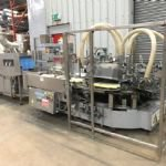 Cheese Cutting & Vacuum Packaging Line