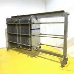 25,750 LPH APV Type K55 4-Section Heat Exchanger/Pasteuriser