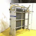 APV Type N35 RKSA Stainless Steel Plate Heat Exchanger