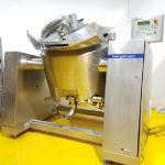 450 Ltr Stephan KM 450 Jacketed Vacuum Process Mixing Vessel