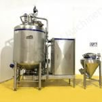 Tetra Pak Almix Scanima 1R2 1500V High Shear Liquid Powder Mixer Blender