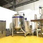 Tetra Pak Almix Scanima STM-3000V High Shear Liquid Powder Mixer Blender
