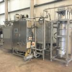 Egli Frozen Butter Shredding & Blending Plant