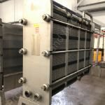 Alfa Laval C6-SH 4-Section Plate Heat Exchanger / Pasteuriser