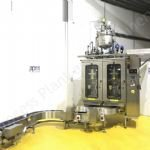 200ml to 1000ml Elecster FP-5000F-ESL Pasteurised Pouch Filling Machine