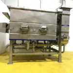 Food Technology Stainless Steel Potato Blancher (Year 2016)