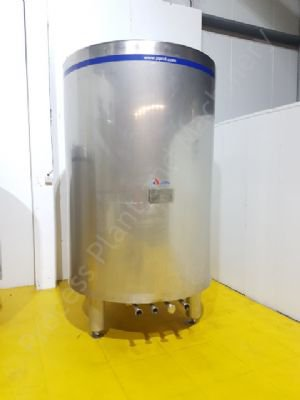 558 Ltr Stainless Steel Holding Cell Vessel