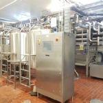 66,000 LPH Ultra Filtration UF Plant for Whole Milk