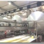 18,000 Ltr Tetra Pak OST Type Stainless Steel Cheese Vat