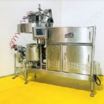 100 Ltr Scanima SPM-75 High Shear Jacketed Vacuum Process Mixer