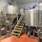 3,000 to 5,000 kg/hr Sauce Pasteurisation Production Plant