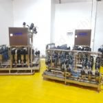 Various Alfa Laval Unique Actuated Mix-Proof & Butterfly Valves