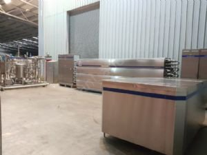 7,400 to 14,300 LPH Tetra Pak Aseptic ESL UHT Milk Processing Plant with Homogeniser