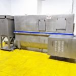 7,000kg Egli EBW18 Butter Silo with Egli Type 112 Butter Pumps