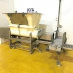 1,000kg Stainless Steel Bulk Butter Packer